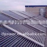 CE SGS certification solar collector project 1ton
