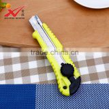 Hot Selling multi-function retractable folded cutter knife ,folding blade mini utility knives cutter