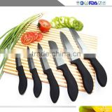 Sales of high-grade covered 6 times environmental protection zirconia multi-functional household ceramic knife sharp suits