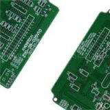 6 Multilayer PCB Board With LPI Green Solder Mask For Electronic Products