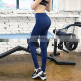 Yoga Pants Sexy High Waist Stretched New Sports Pants Gym Clothes Spandex Running Tights Women Sports Leggings Fitness
