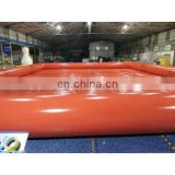 inflatable water pool with 20 m long * 15 m wide /inflatable swimming pool/inflatable sealed swim pool/water pond/water games
