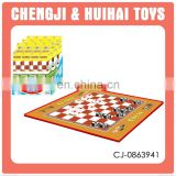 Hot selling kids educational toy cloth chess boards for sale