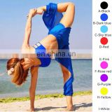 BestDance Sexy show YOGA trousers pants YOGA Costume Belly Dance Harem Pants For Women/Girls