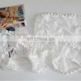 lace scarf wholesale, factory directly fashional acrylic scarf 2012-2013(JDR-004_A01#)