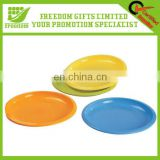 New Item Custom Printed Plastic Food Plate