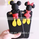 Mobile Phone Mickey Silicon Case for iPhone 7plus/6s