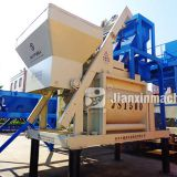 New JS1500 Concrete Mixer for Sale Jianxin brand