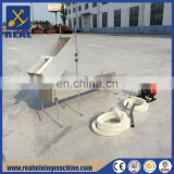 gold mining equipment gold sluice, gold panning machine sluice box, gold wash plant china manufacturer Image