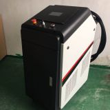 Hand-held 50W/ 100W/ 200W  laser for cleaning and cleaning machine
