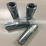 M8 common Metal Cut Anchor Bolts