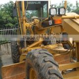used caterpillar grader CAT 12H motor grader 12H for sale as well as cat 120g, cat 14g, cat 140g/h used grader