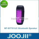 Stereo outdoor portable wireless speaker bluetooth, mini led bluetooth speaker