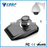 Easy Operation Accurate Rotation PTZ IP Camera Remote Control Switch CCTV Camera Joystick Controller