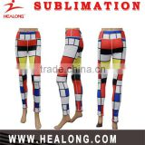 hot sell high quality wholesale sublimation yoga legging and pants