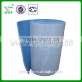 FRS-30 blue-white spray booth filter fabrics ,coarse filter media,spray booth pre-filter media