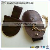 handmade vintage leather watch holder chain pouch coin purse wholesale
