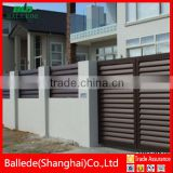 Inquiry about competitive price aerofoil blade aluminum louver fence