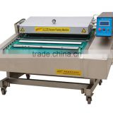 Continious vacuum packaging machine with conveyer belt                                                                         Quality Choice