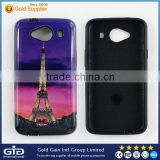[GGIT] Cheap Price with Bling Powder Color Painting Custom or OEM TPU Case for ZTE L2 Plus