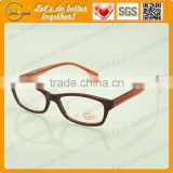 Lastest fancy colorful Women prescription ultem optical eyeglasses frame