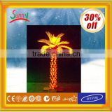 Alibaba express Outdoor Christmas Decorative blue led twig tree lights with CE ROHS GS SAA UL