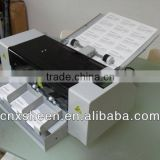 A3 automatic business card cutter machine, card slitter machine, card cutting machine
