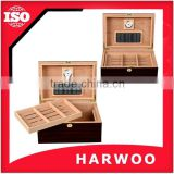 Manufacture Cedar wood Panetela humidor made in China                                                                         Quality Choice