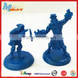 Plastic cartoon action figures kids collection model toys