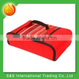 Insulated Lunch Bag Heating Food Carrier Pizza Delivery Bag