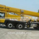 XCMG same model 50 ton hydrualic truck mobile crane for sale QY50K