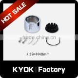 KYOK Pole System Upper End ,Bar Rack Bottom End ,Pull Out Wire Baskets For Storage