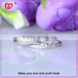 wholesale new design antique 925 sterling silver infinity ring hot selling antique silver ring