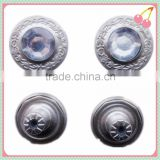 custom High quality metal snap button ,Fashion metal buttons for jacket,garment accessory