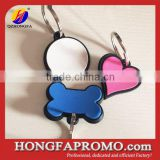dog accessories, silicone dog tag key chain                                                                         Quality Choice