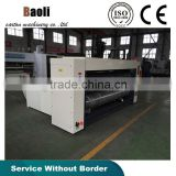 Chain feeding semi auto rotary die cutting machine/Cardboard box making machine/Carton box machine