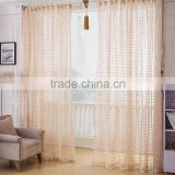 2016 latest curtain designs lace pleated window blinds for living room                                                                         Quality Choice