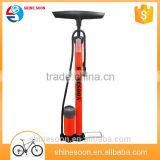 Guangzhou Factory High pressure top quality Iron bicycle floor pump, bike electric tire air pump