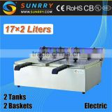 High Quality Deep Fried Chicken Machine for broaster fryer