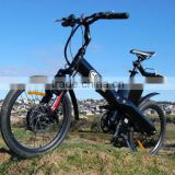 Adult electric chopper bicycles for salefor sale with aluminum/alloy frame made in China