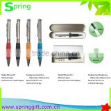 Quality 3A Class Metal Multi-function 3 in 1 Laser Pointer Pen with wood box