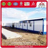 Sandwich panel Eco-friendly Flat pack CE&TUV certified New type Economical prefabricated cheap prefab container homes