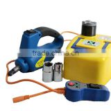 12V electric hydraulic car jack &impact wrench