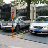 PJS Simple Lift Parking System car elevator cheap manufacture