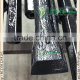 Factory Price of Integral Drill Steel with tungsten carbide chisel bit For Mining