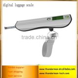 50kg Steel curve shape luggage scale weighing scale digital scale digital weighing scale electronic scale