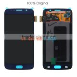 Wholesale Original Display Replacement For Samsung Galaxy S6 G9200 SM-G920 G920 LCD Screen With Touch Digitizer Assembly Grade A