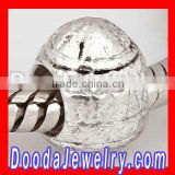 Cheap Large Hole Alloy Easter Egg Beads Wholesale