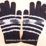 High quality and cheep custom warm fuzzy Gloves Gloves for industrial use , Small lot also available