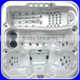 Hot sale with CE approved US Aristech acrylic for outdoor massage spa tub